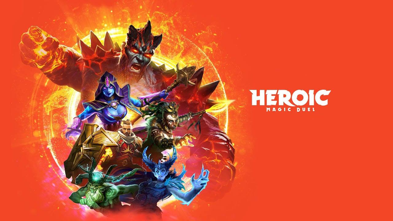 Heroic Magic Duel poster