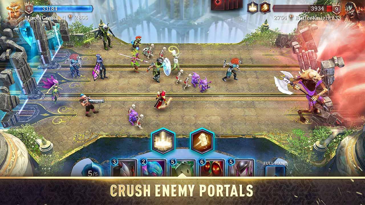 Heroic Magic Duel screen 1