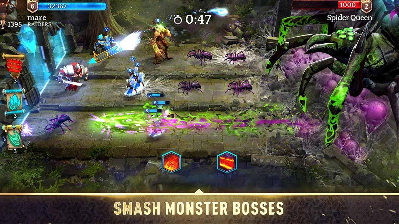 Heroic Magic Duel screen 3