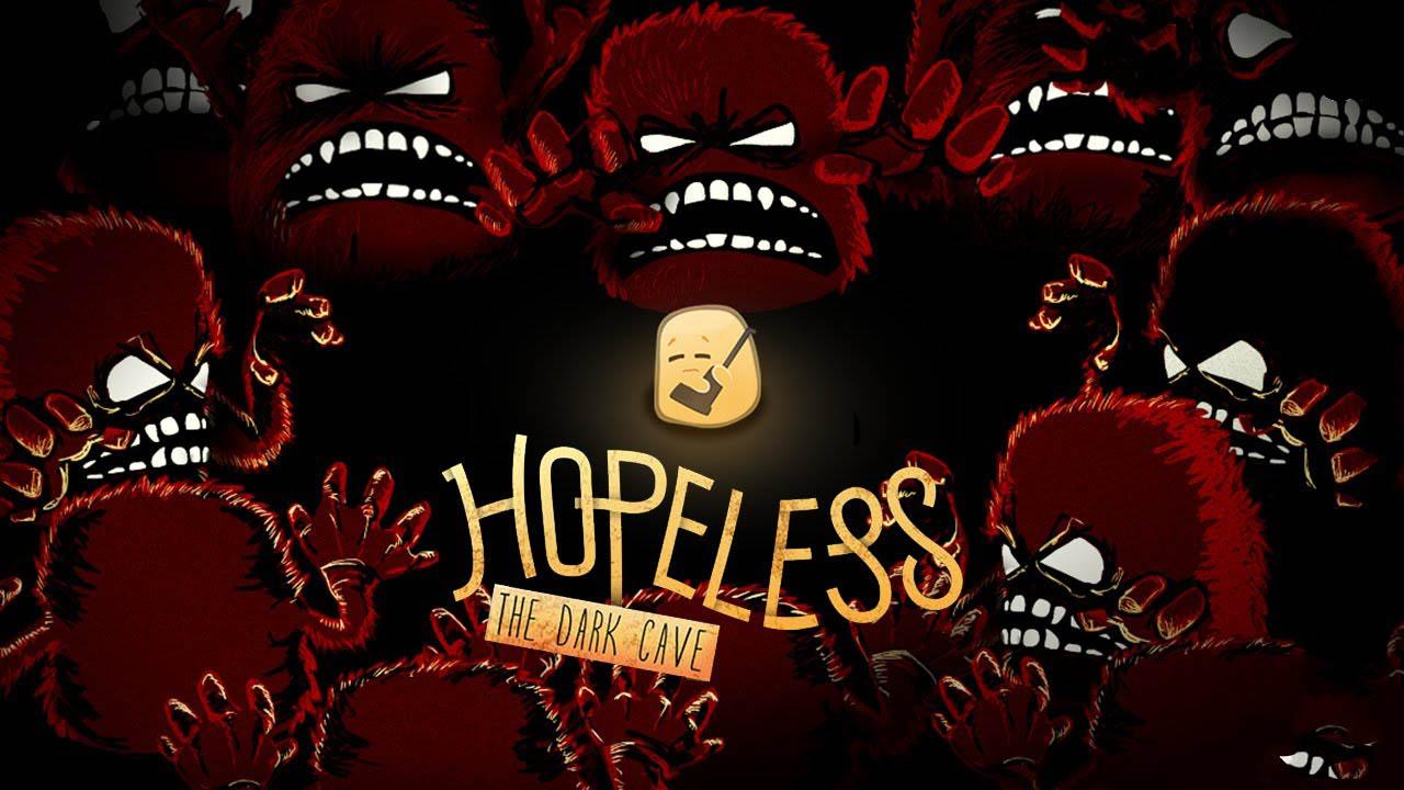 Hopeless The Dark Cave poster