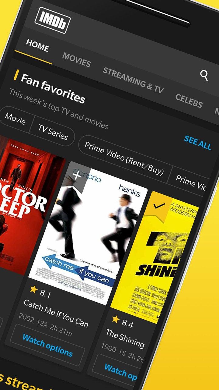IMDb screen 1