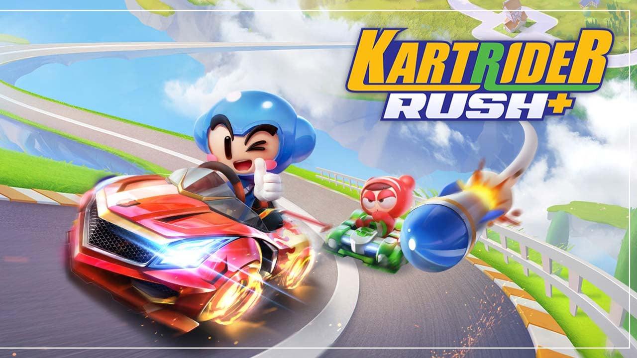 KartRider Rush poster