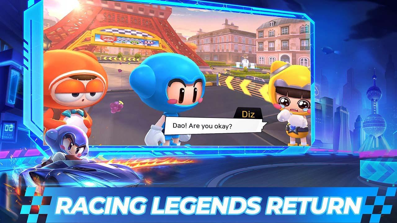 KartRider Rush screen 0