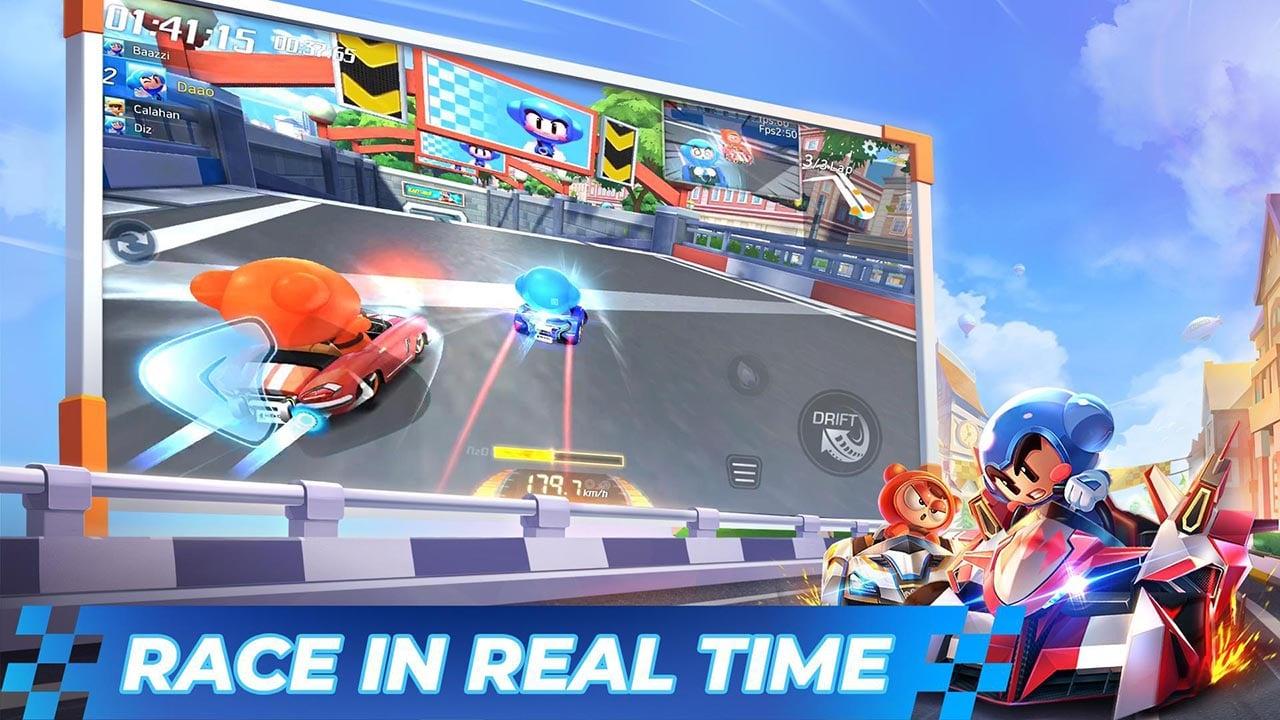 KartRider Rush screen 1
