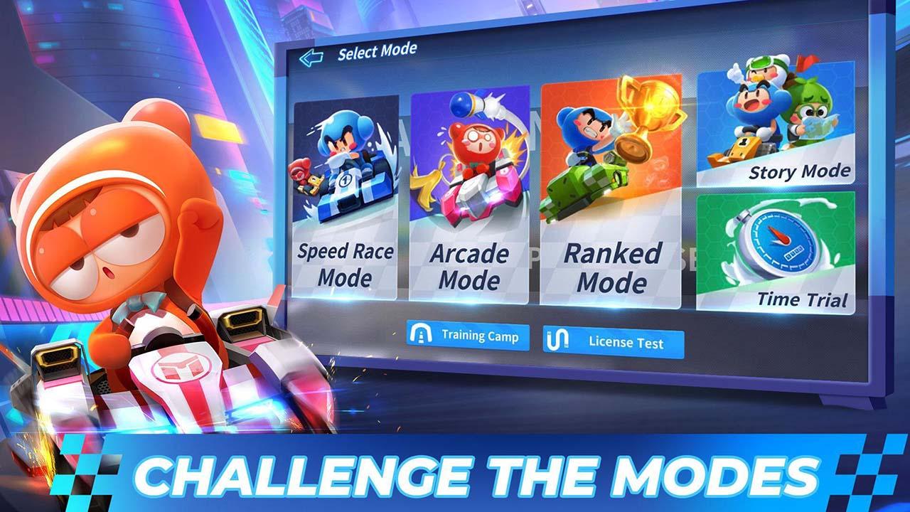 KartRider Rush screen 2