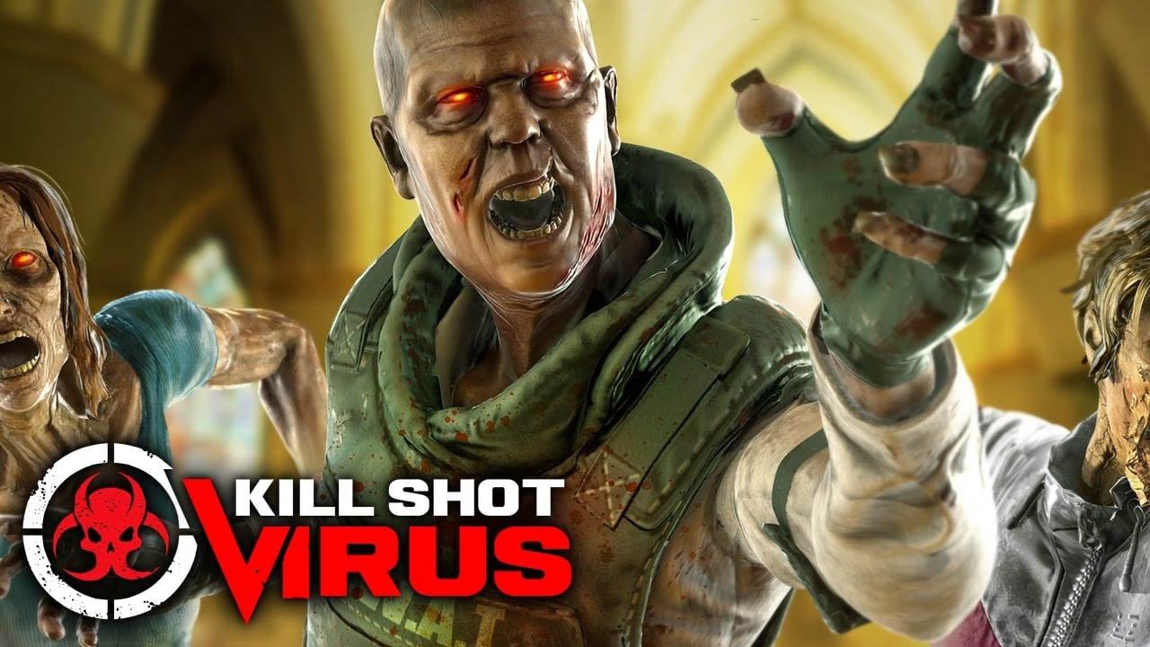 Kill Shot Virus poster