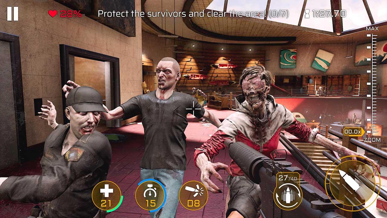 Kill Shot Virus screen 0