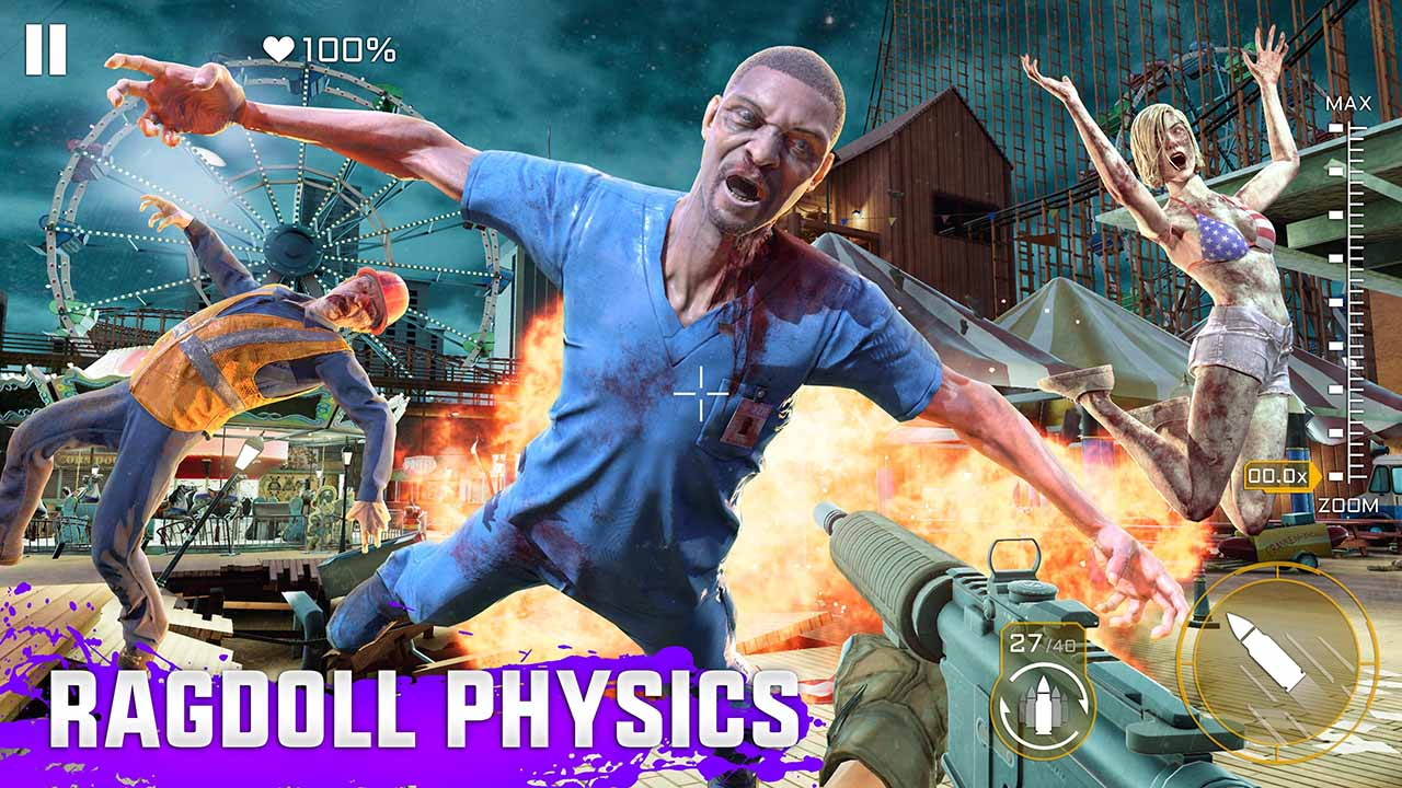 Kill Shot Virus screen 1