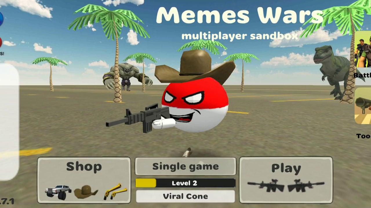 Memes Wars poster