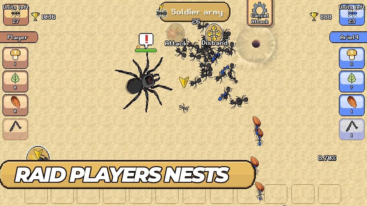 Tela Pocket Ants 3
