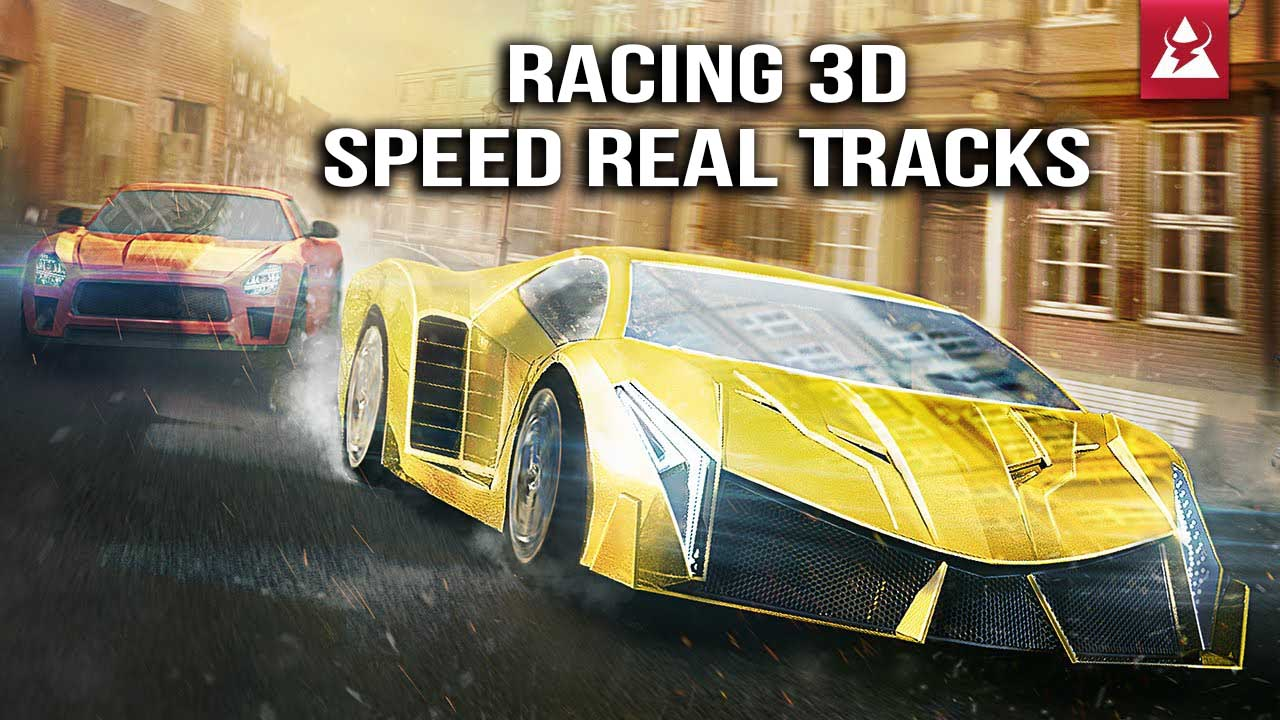 Racing 3D Speed Real Tracks poster