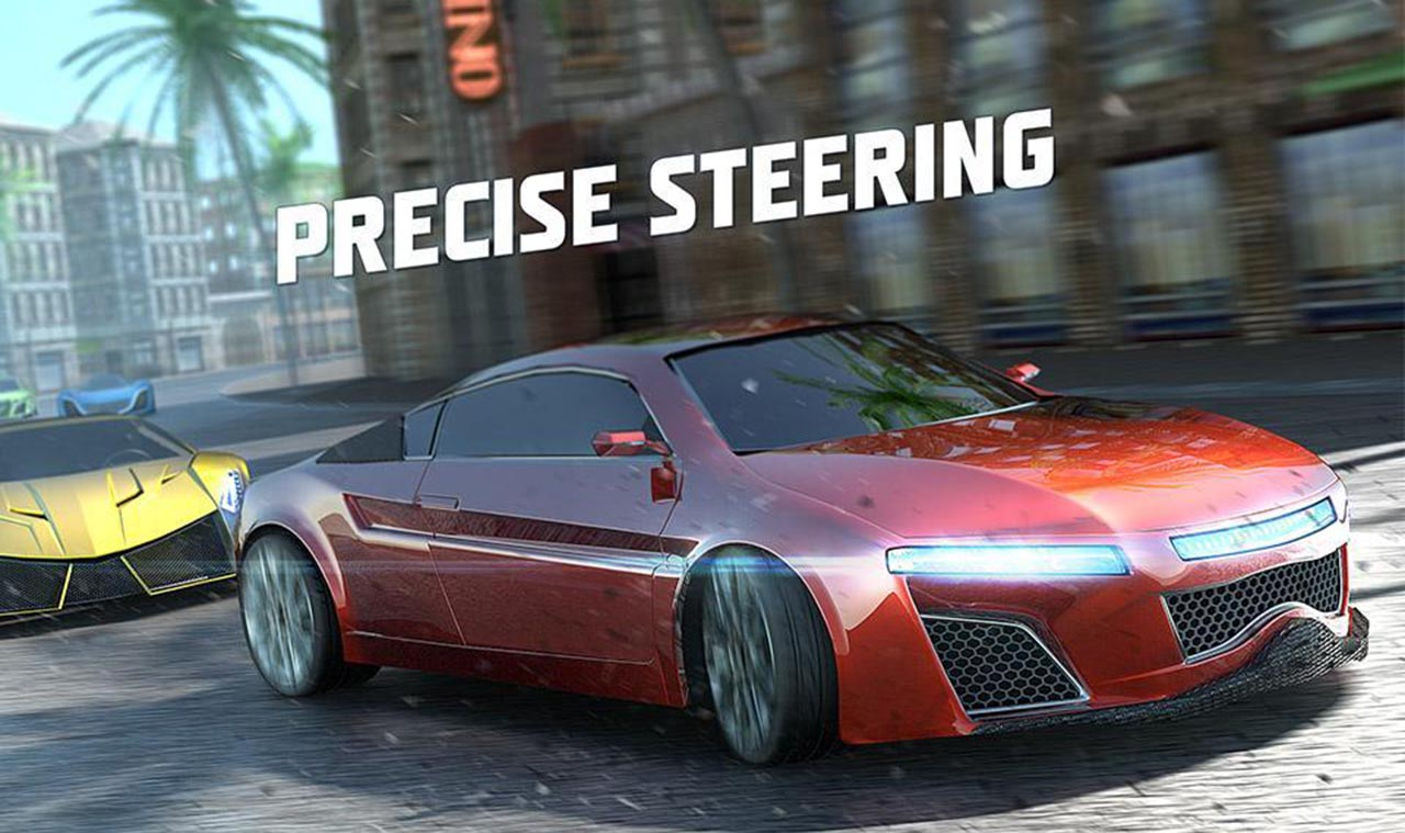 Racing 3D Speed Real Tracks screen 3