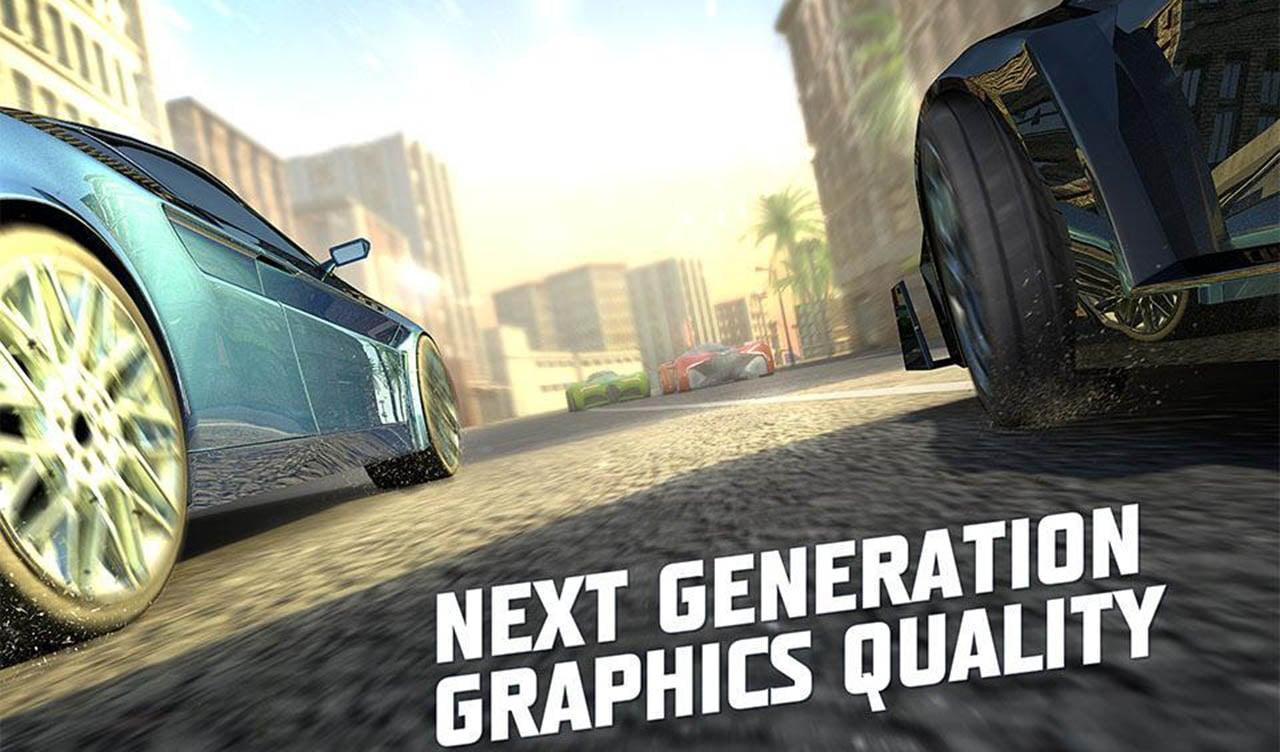 Racing 3D Speed Real Tracks screen 4