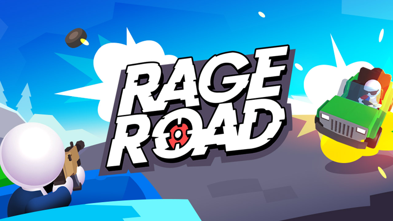 Rage Road poster