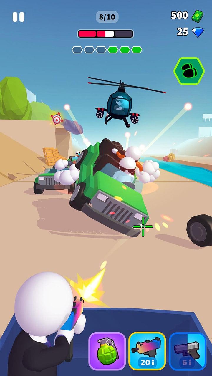 Rage Road screen 0