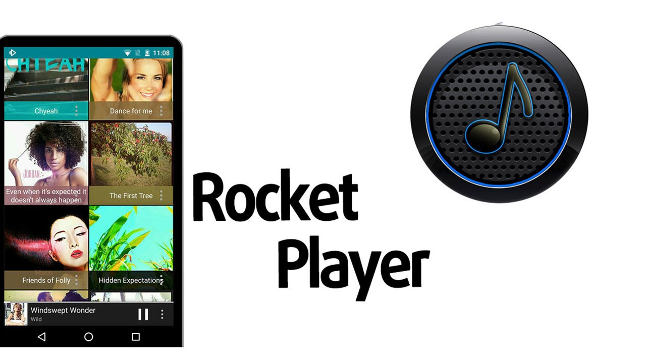 Rocket Music Player poster