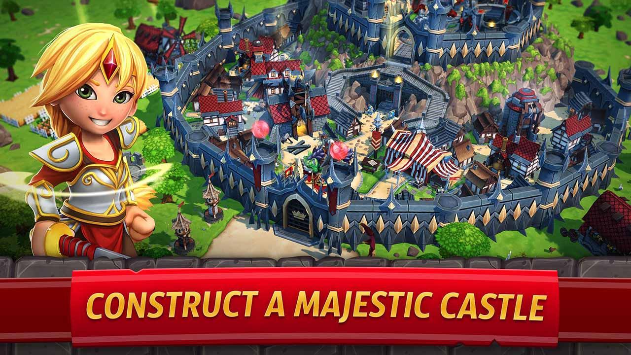 Royal Revolt 2 screen 3