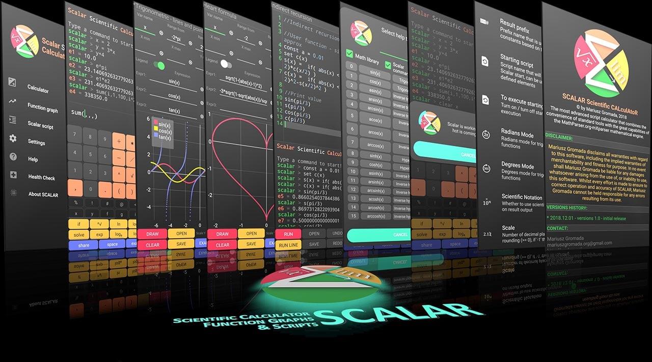 Scalar Pro screen 3