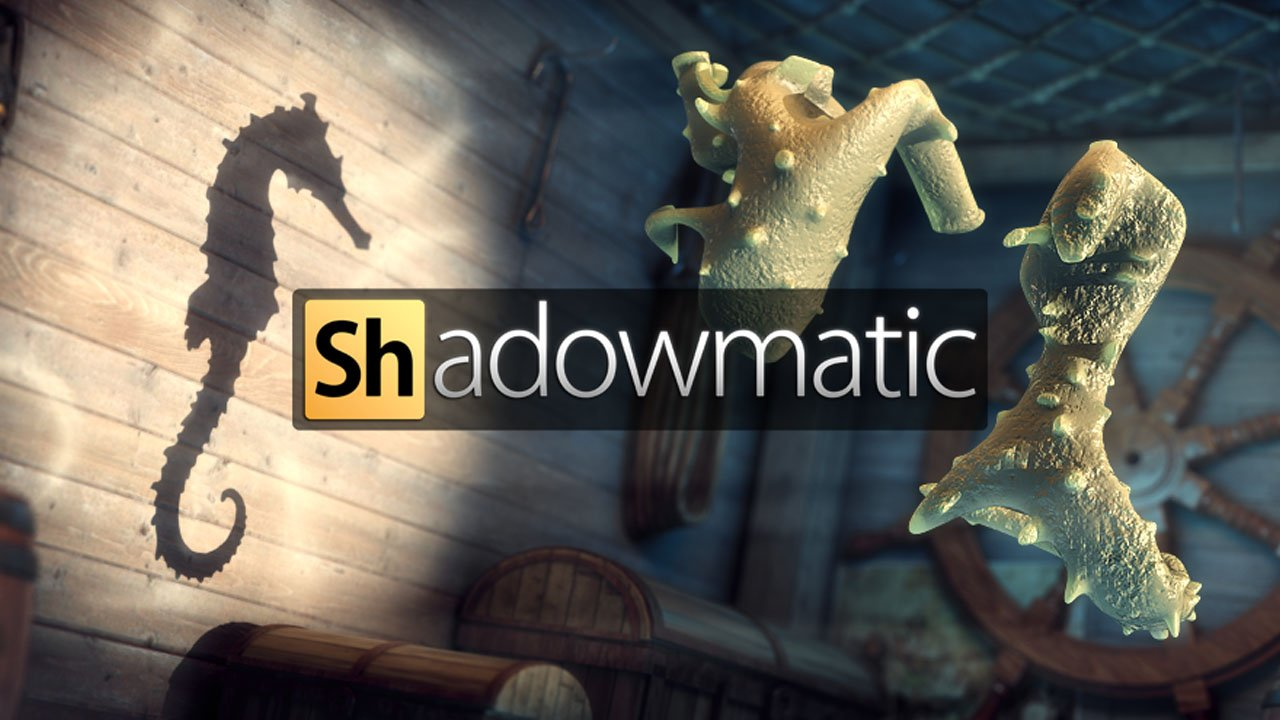 Shadowmatic poster