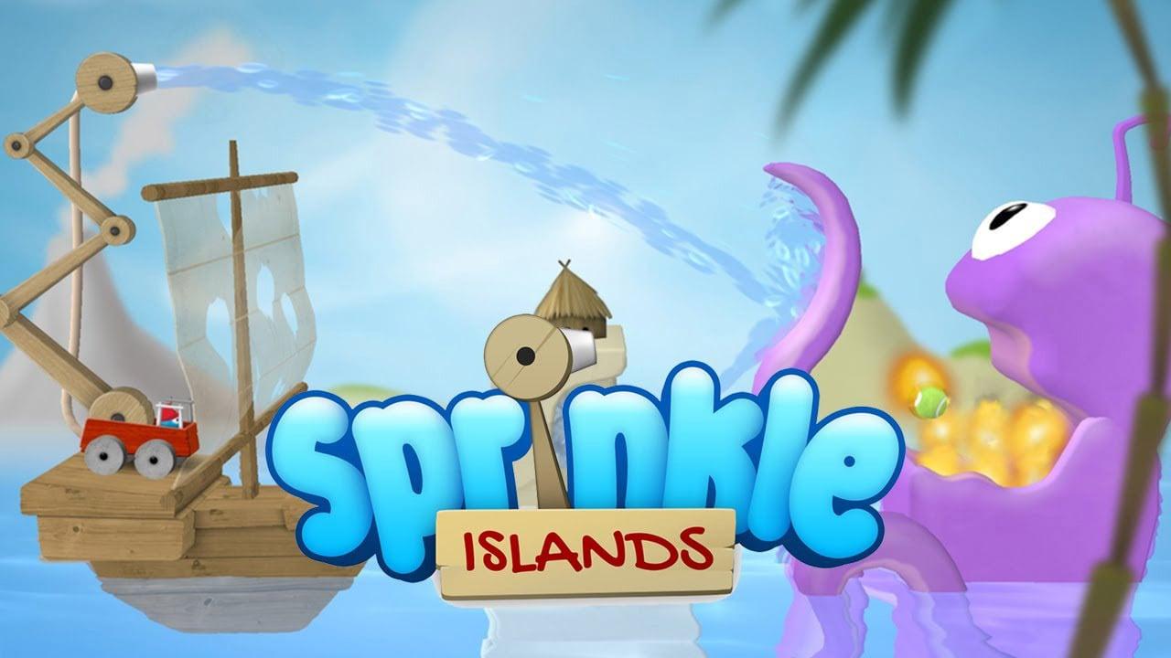 Sprinkle Islands poster