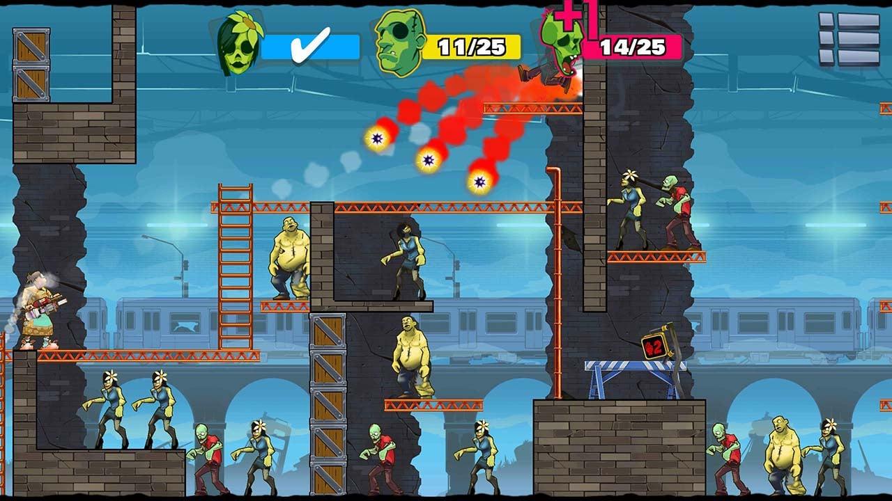 Stupid Zombies 3 screen 2