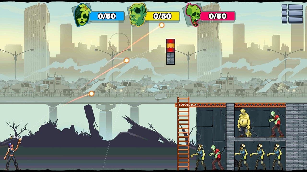 Stupid Zombies 3 screen 3