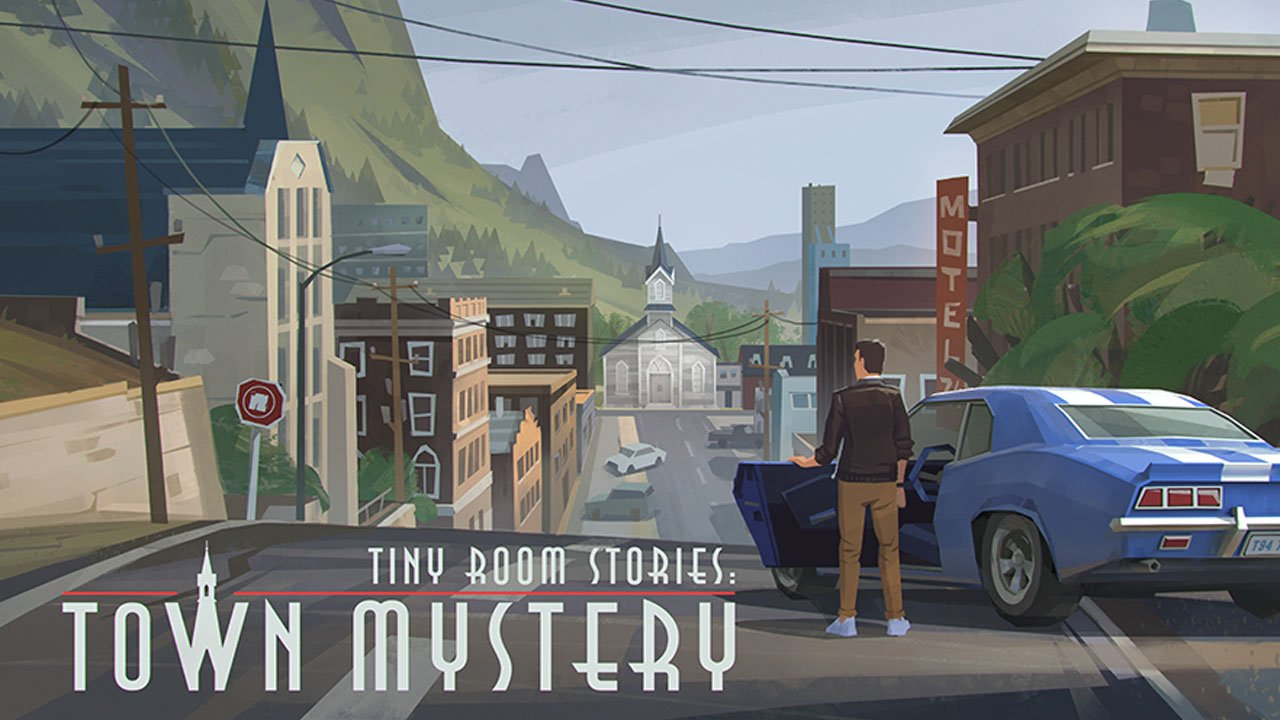 Tiny Room Stories Town Mystery poster