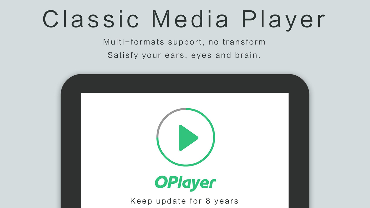 Video Player OPlayer poster
