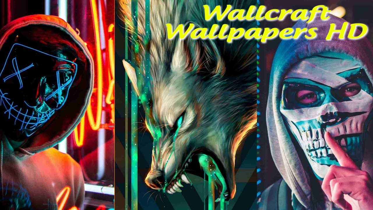Wallcraft Wallpapers HD 4K Backgrounds poster