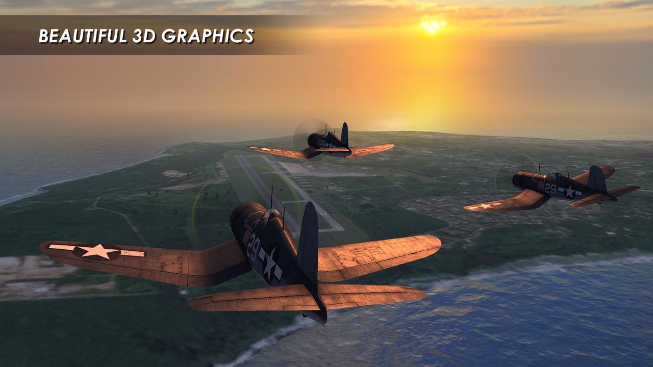 Wings of Steel screen 1