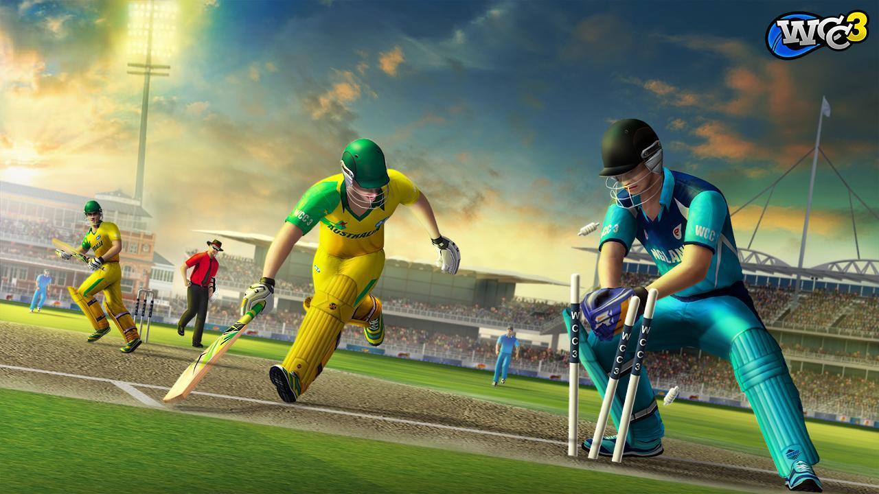 World Cricket Championship 3 WCC3 screen 0