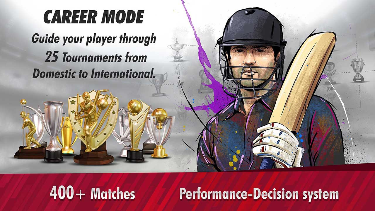 World Cricket Championship 3 WCC3 screen 2
