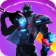 Cyber Fighters MOD APK 1.11.63 (Free shopping)