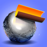 Foil Turning 3D MOD APK 1.5.5 (No Ads)