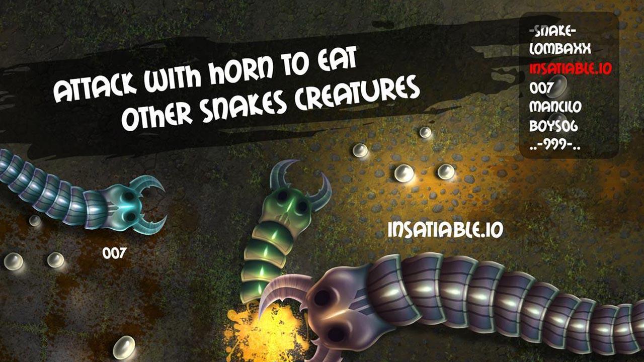 insatiable io snakes screen 3