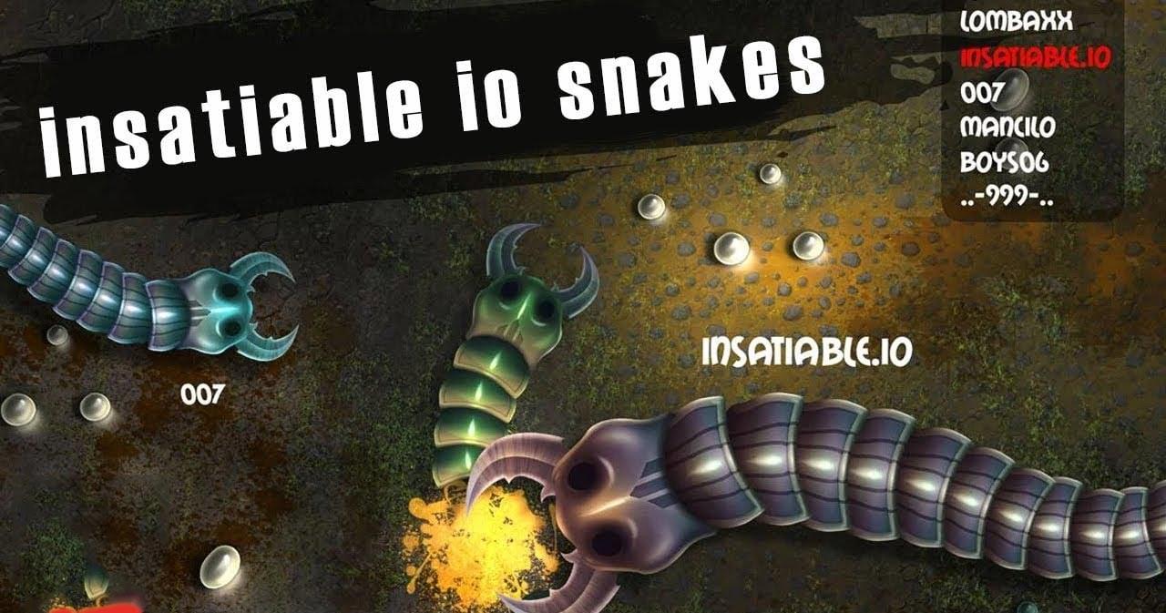 insatiable io snakes thumbnail