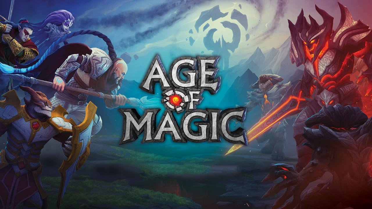 Age of Magic poster