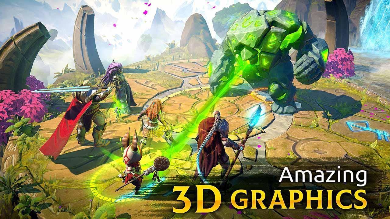 Age of Magic screen 1