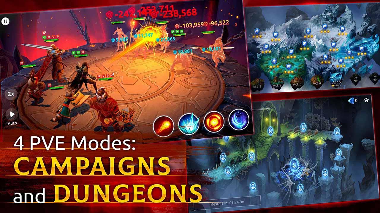 Age of Magic screen 2