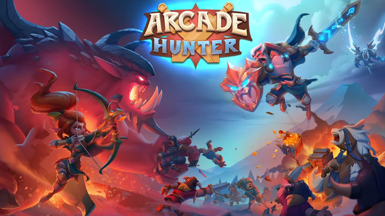 Arcade Hunter poster