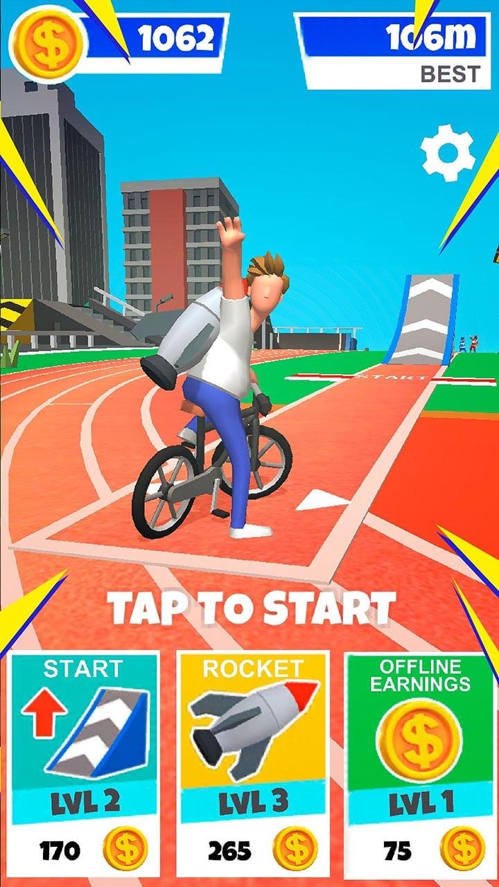 Bike Hop screen 0