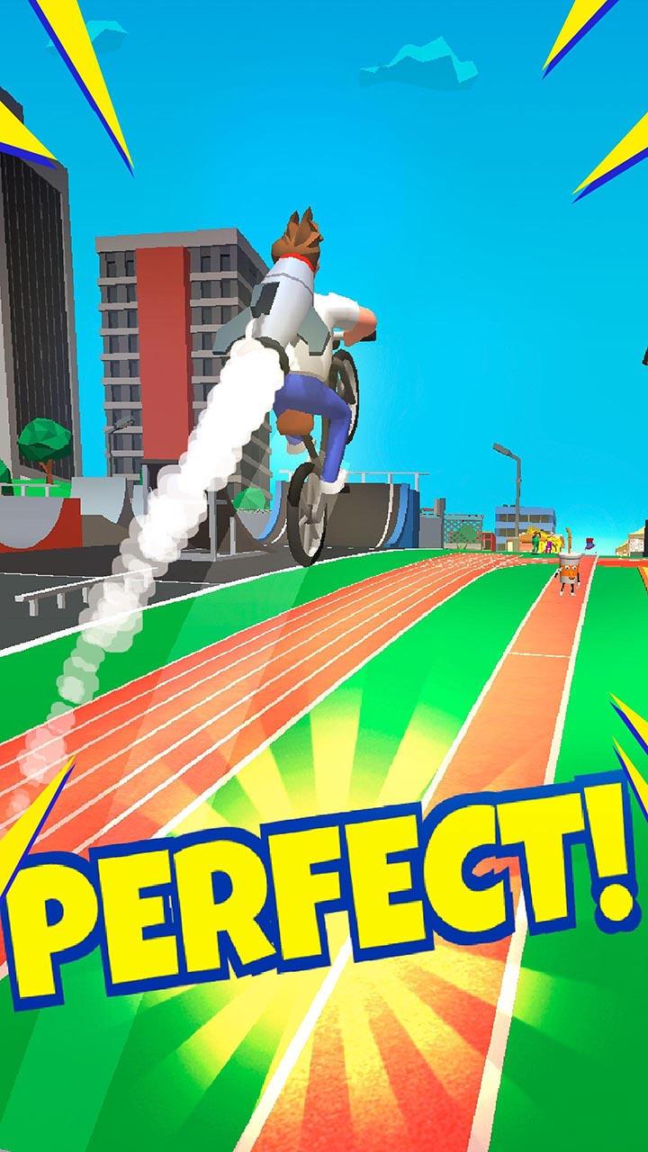 Bike Hop screen 1