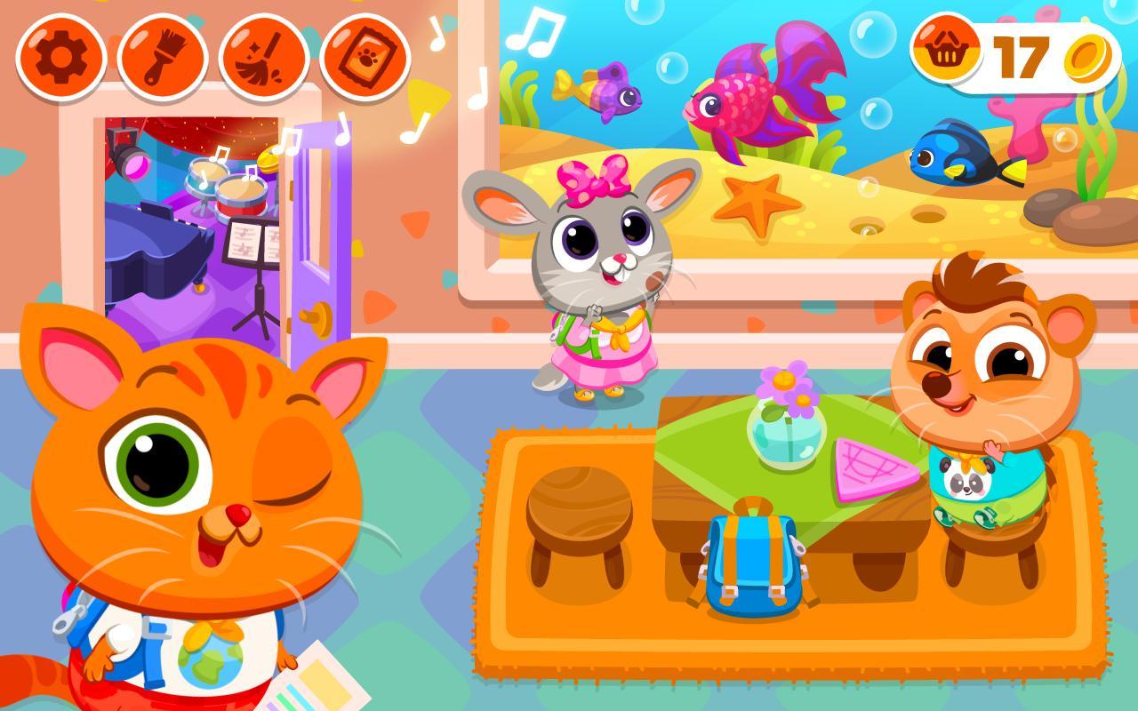 Bubbu School screen 7