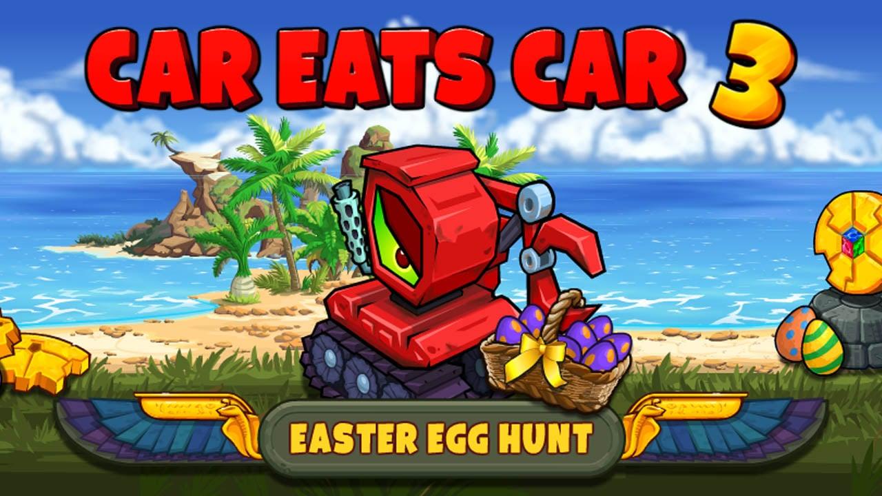 Car Eats Car 3 poster