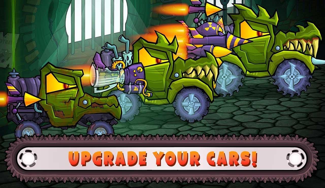 Car Eats Car 3 screen 2