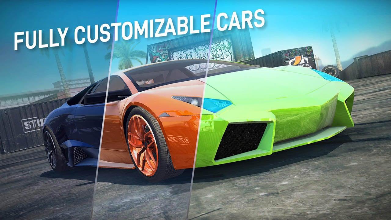 Car Stunt Races screen 3