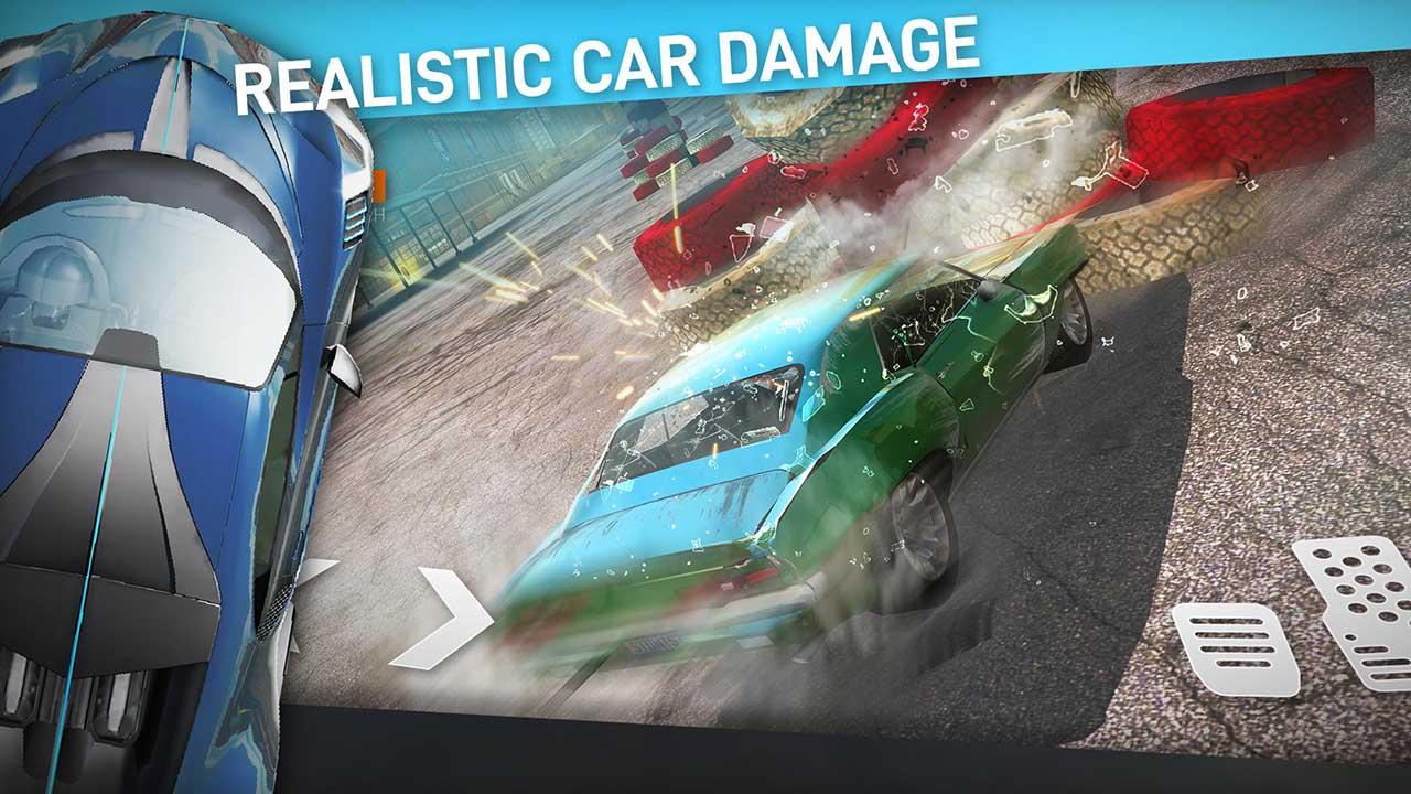 Car Stunt Races screen 4