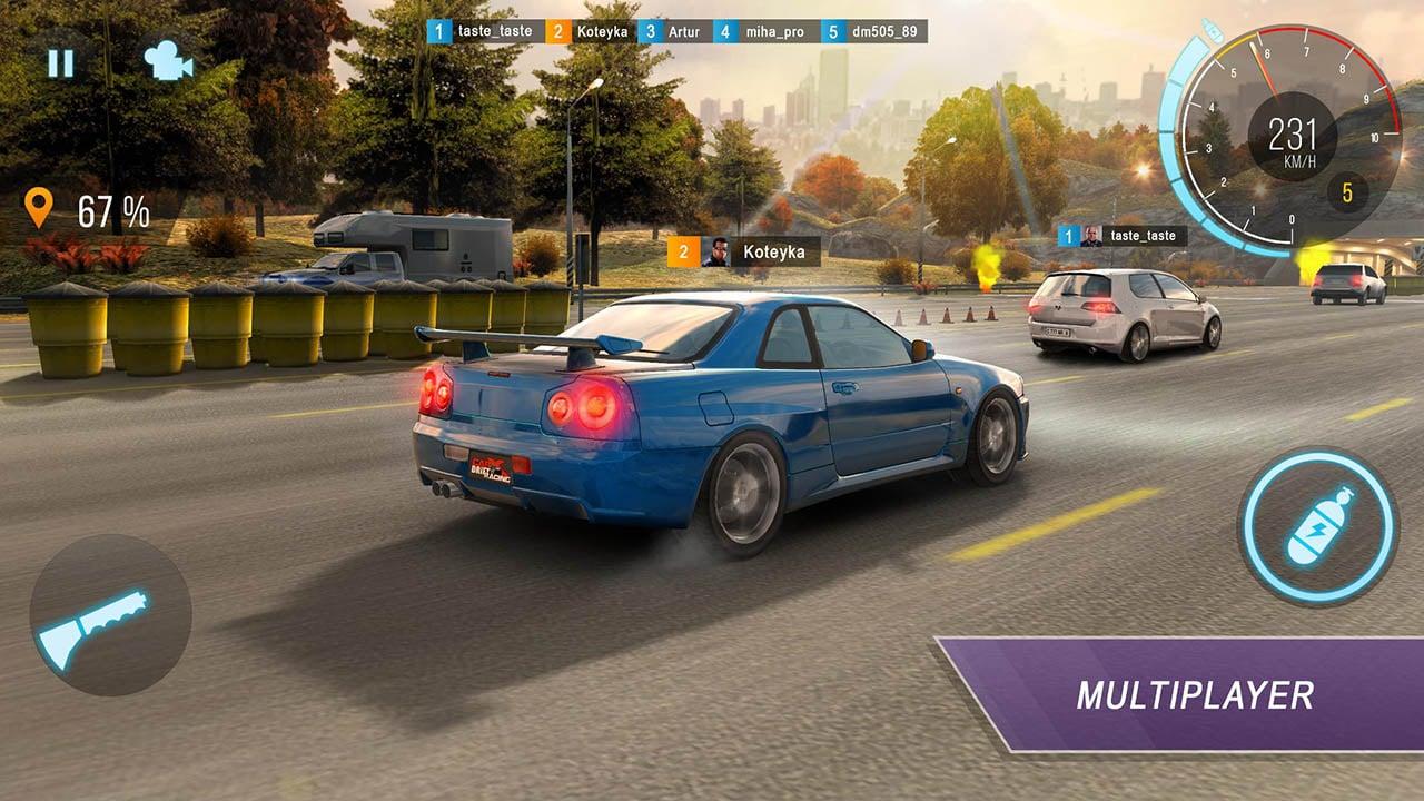 CarX Highway Racing screen 0