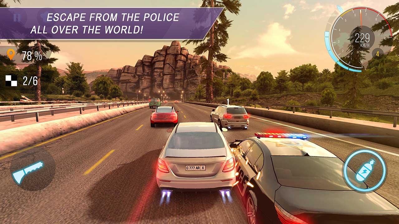 CarX Highway Racing screen 1
