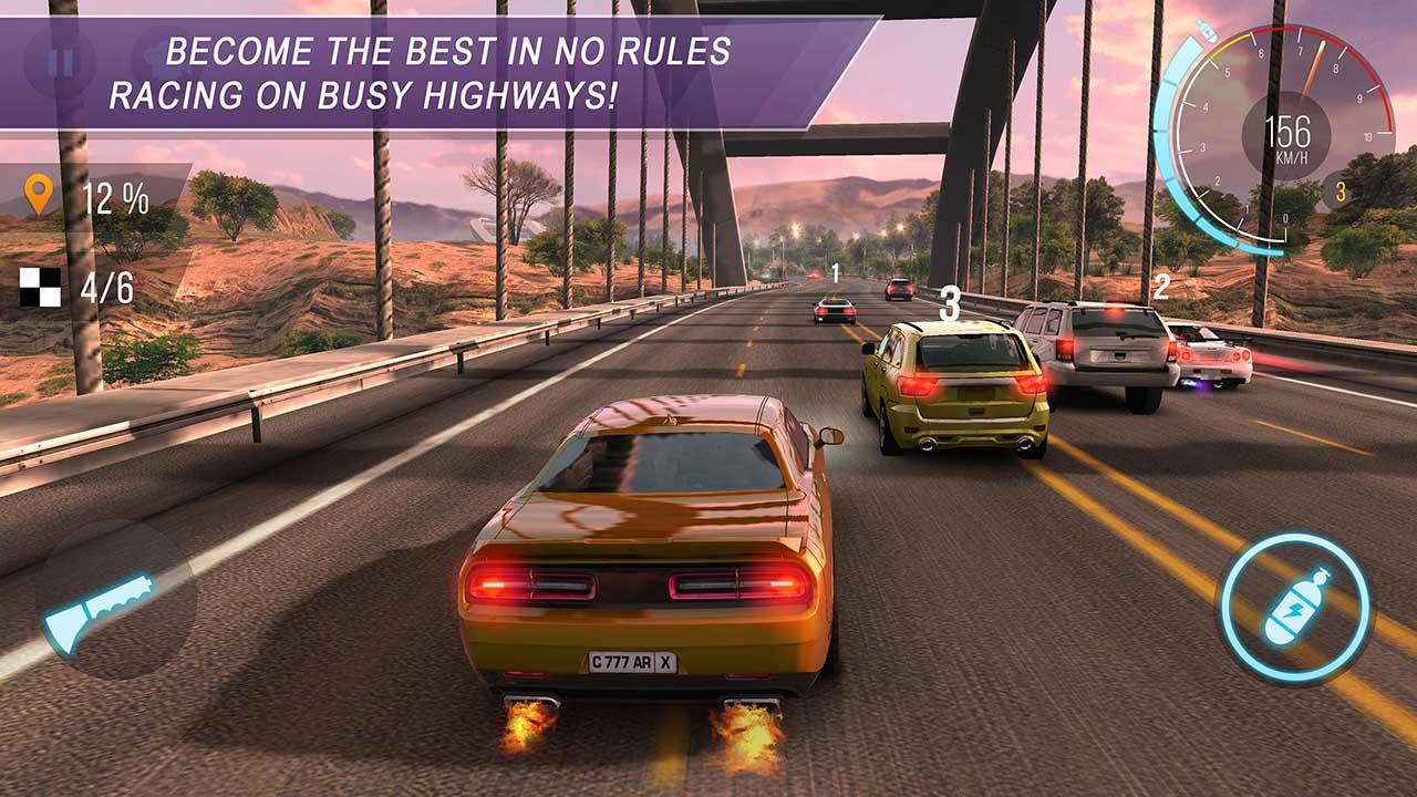CarX Highway Racing screen 2